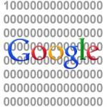 Google wliczbach