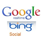 Realtime social search