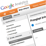 Google Analytics beta