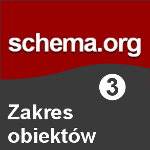 Zakres obiektów schema.org