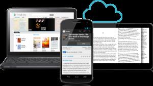 """Google Play - usługi działające w""""chmurze"""""""