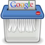 Usuwanie wyników wyszukiwania Google