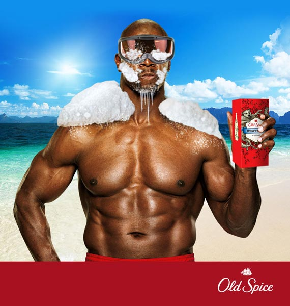 Old Spice Performance Media