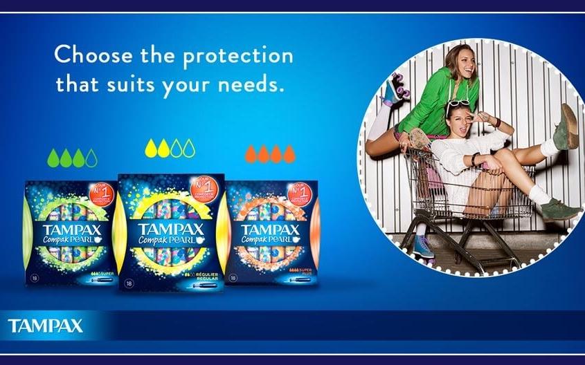Tampax Performance Media