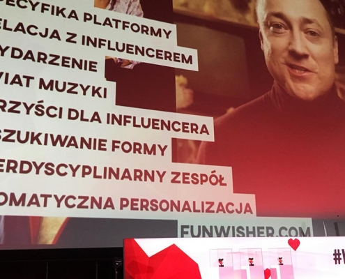 Sprawny Marketing - konferencja I Love Influencer