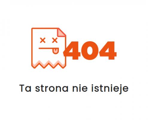 błąd 404 co oznacza