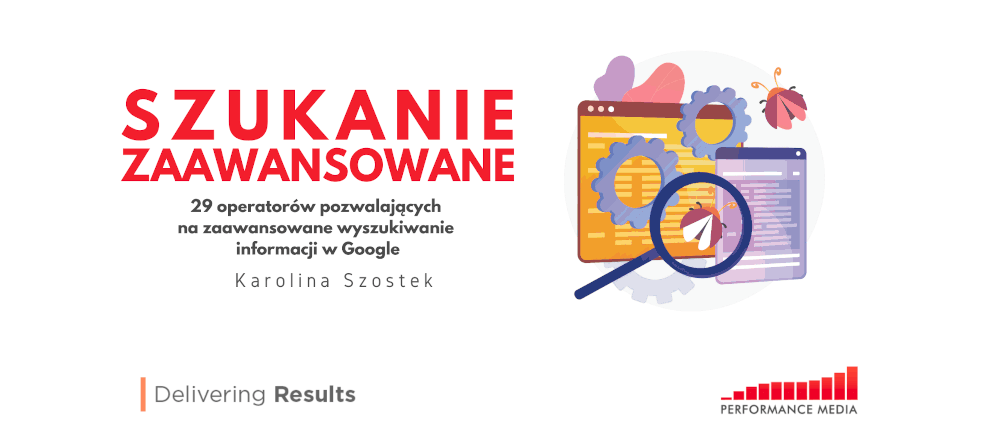 szukanie zaawansowane w Google